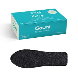 Gouni Cozy 60- Coarse Grit Unwrapped (100)