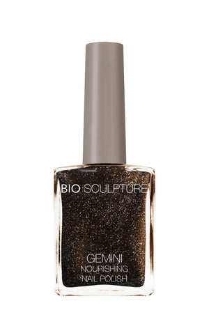 GEMINI 14ml Polish No. 137 Embellished Onyx