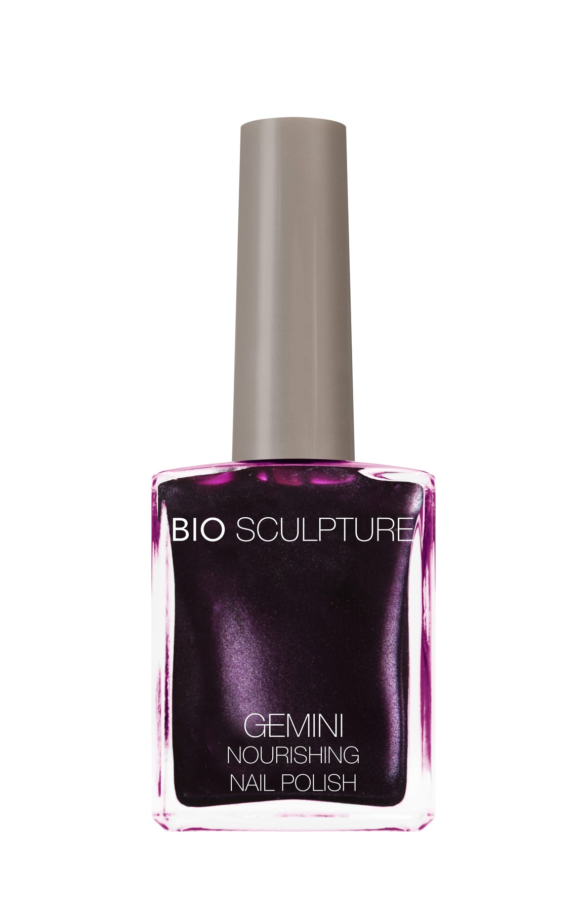 GEMINI 14ml Polish No. 2031 Black Aubergine