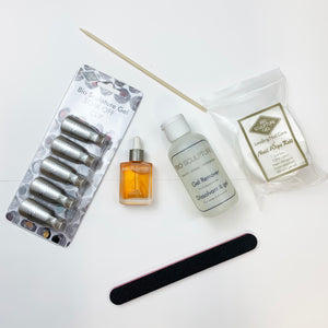 Bio Sculpture Home Gel Removal Kit