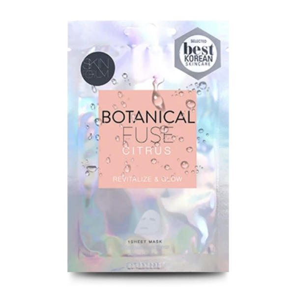 SKINFORUM Botanical Fuse Sheet Mask - Citrus