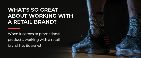 4 Benefits of Working With a Retail Brand in Promo