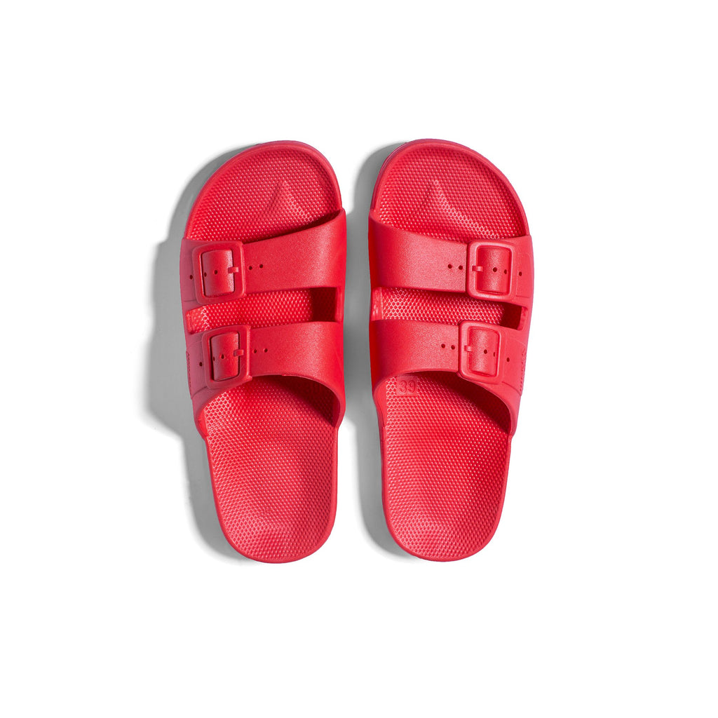 FREEDOM MOSES SLIDES - RED