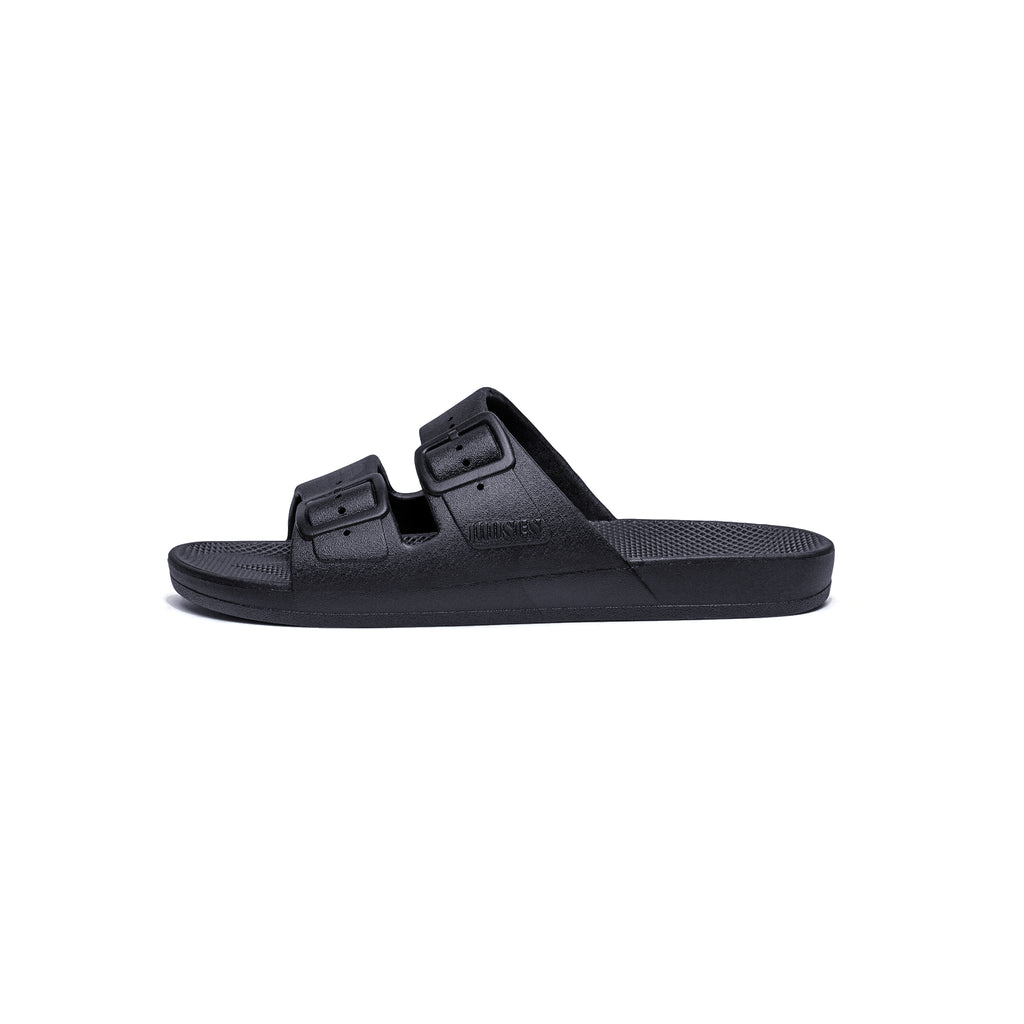 FREEDOM MOSES SLIDES - BLACK