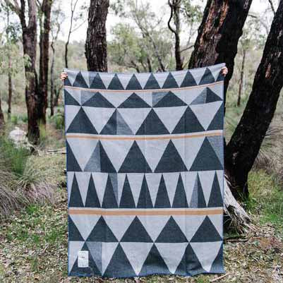 Ghost Outdoors Army Blanket