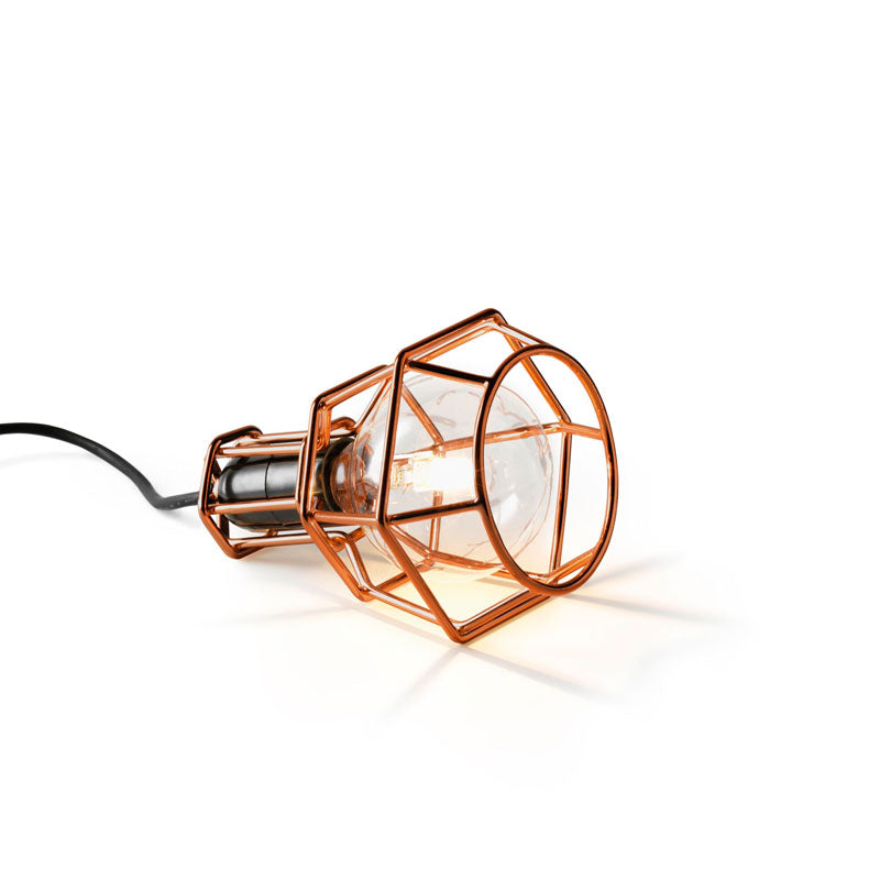 Work Lamp - Copper