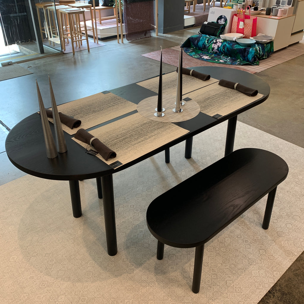 George - Dining table & bench