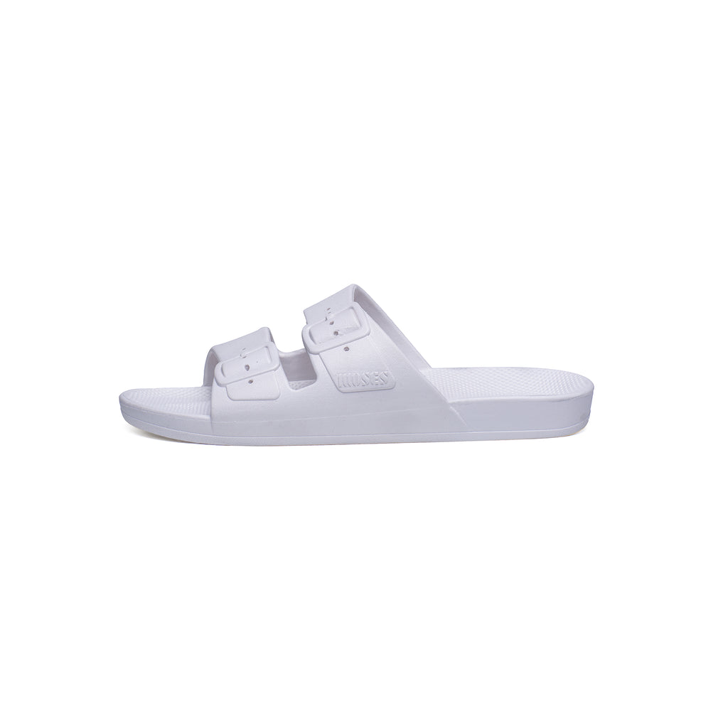 FREEDOM MOSES SLIDES - WHITE