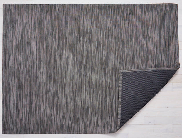 Woven Floormat Bamboo - Grey Flannel