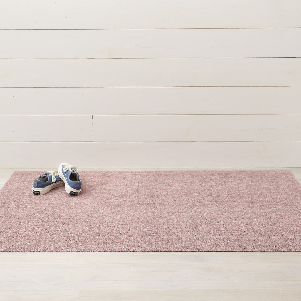 Shag In Out Mat Heathered / Blush
