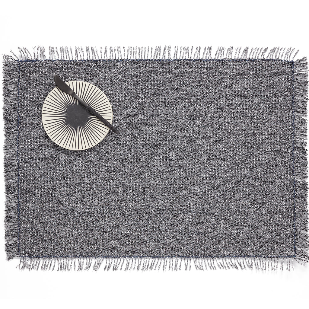 Market Fringe Placemat - Shadow 004