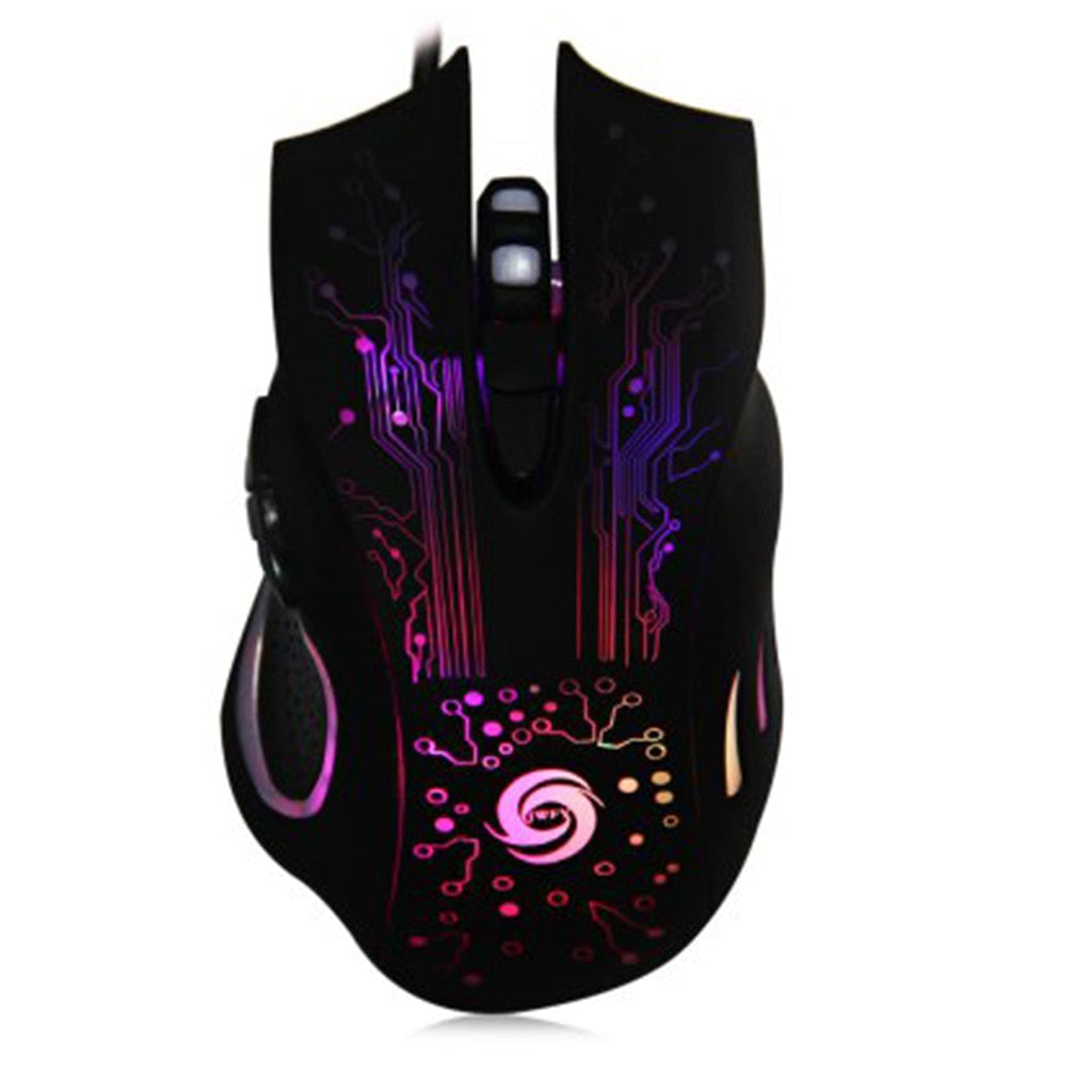 Gamers Boards Gaming Mouse 3200 DPI - Terendz