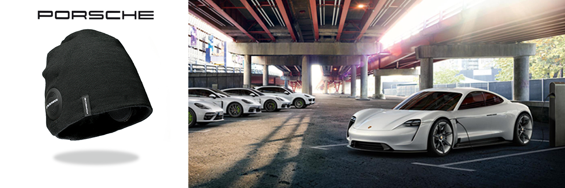 Earebel Porsche E-Performance Collaboration