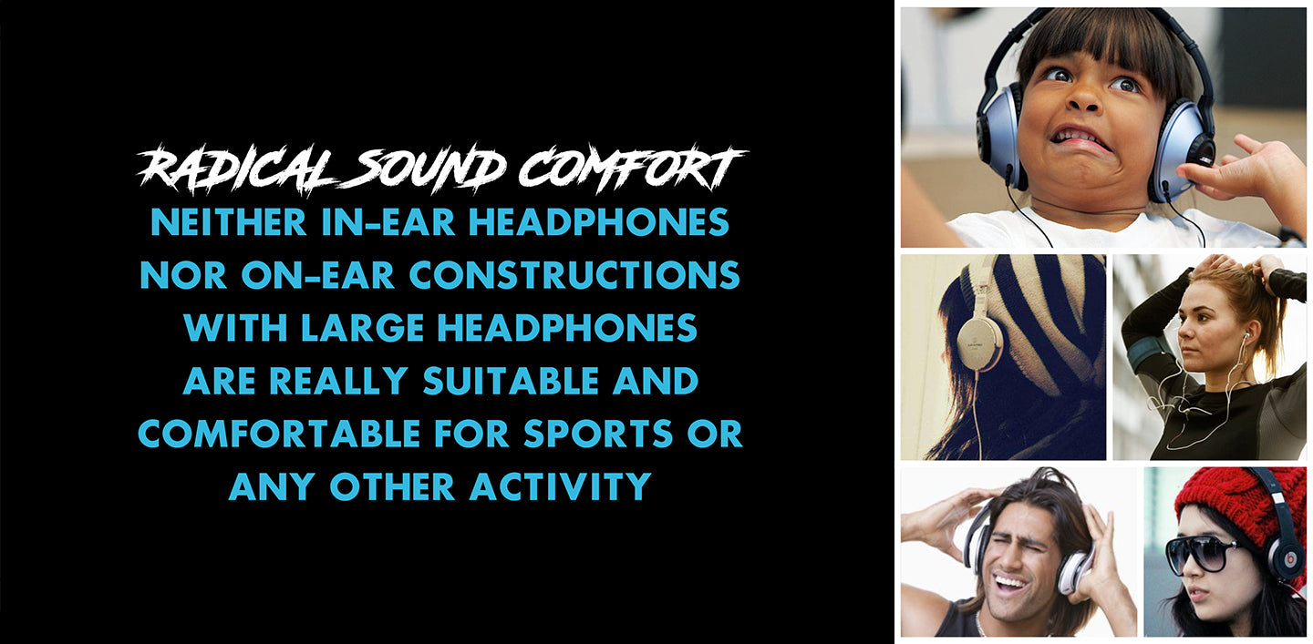 Earebel - Our Mission: Radical Sound Comfort