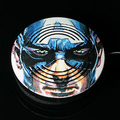 Earebel Artist Collection Captain America Headphone