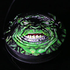 Earebel Artist Collection The Hulk Headphone