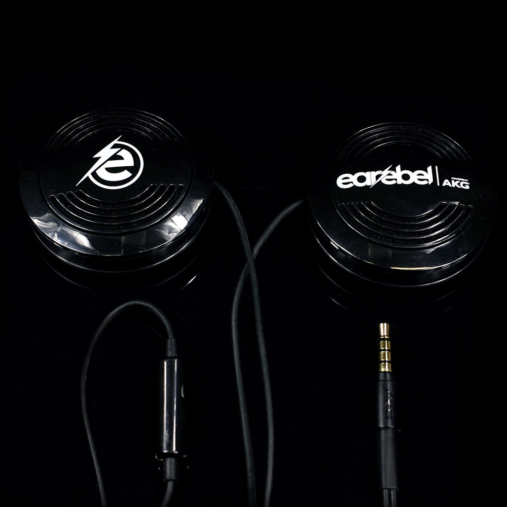CABLE HEADPHONES - powered by AKG®