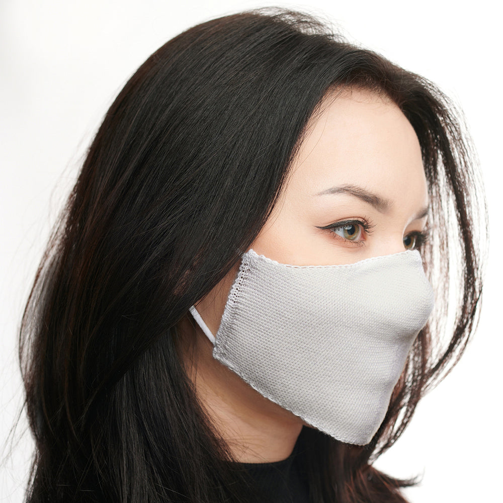 3 pcs. Washable Mask with silver ion coating