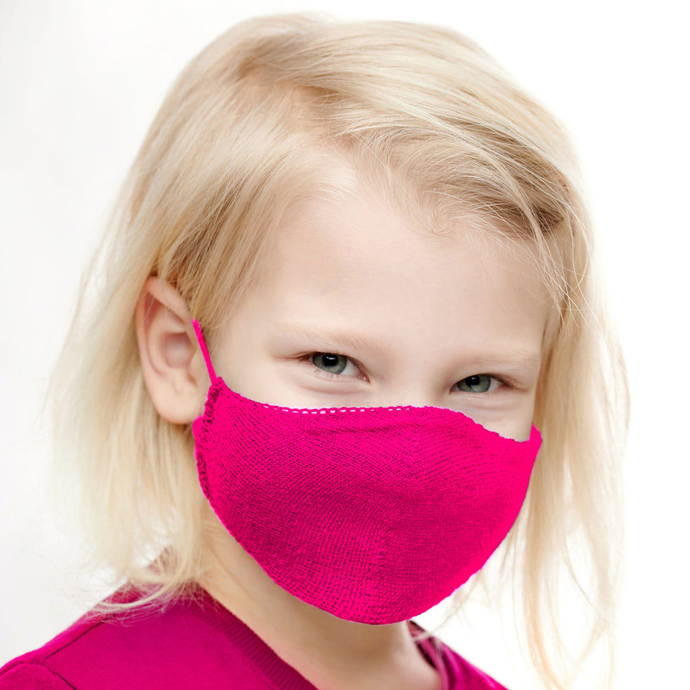 1 pcs. Washable Mask with silver ion coating - KIDS