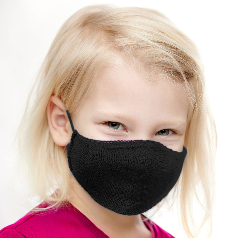 3 pcs. Washable Mask with silver ion coating - KIDS