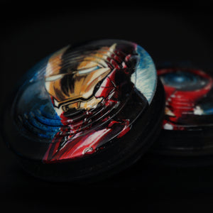 HANDPAINTED - Iron Man No.2/5