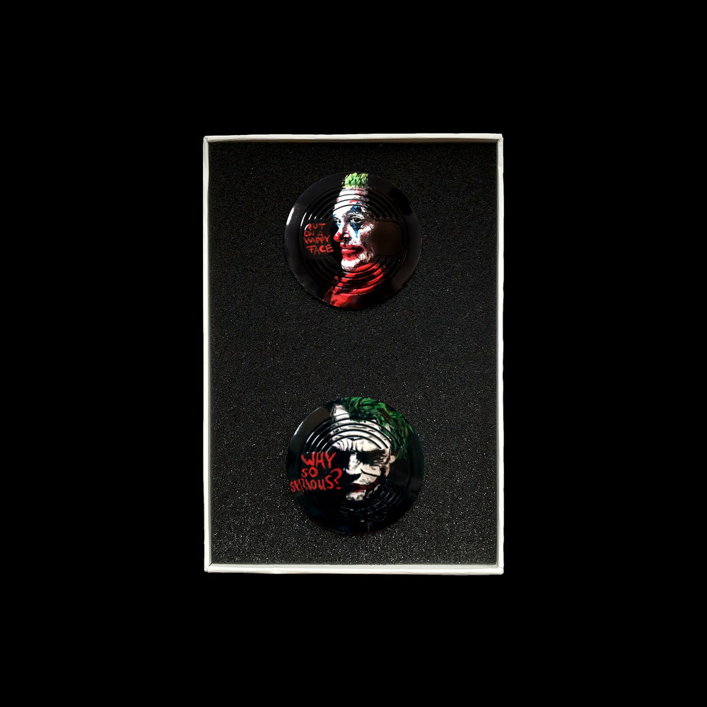 HANDPAINTED - Joker No.1/1