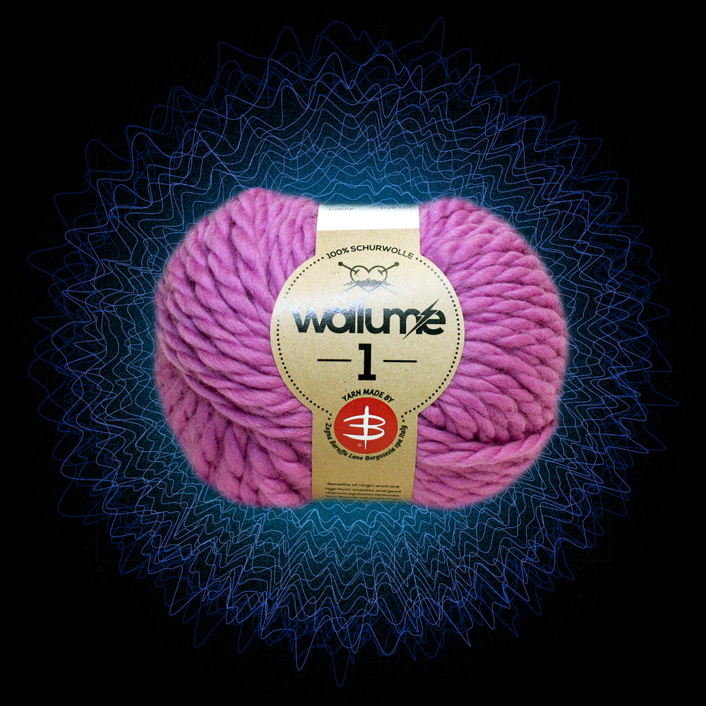 Wollume1 Pure Virgin Wool – Dusky Pink