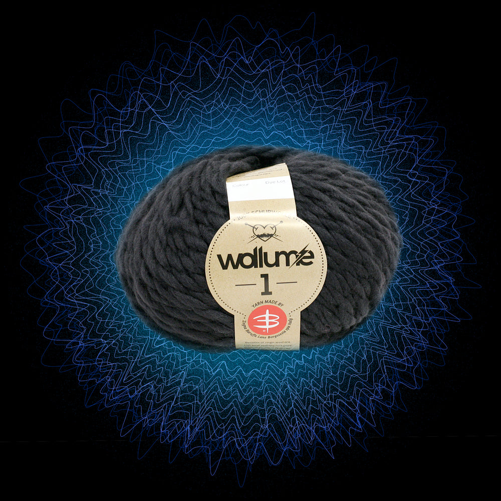 Wollume1 Pure Virgin Wool – Anthracite