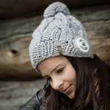 PLAIT REGULAR BEANIE