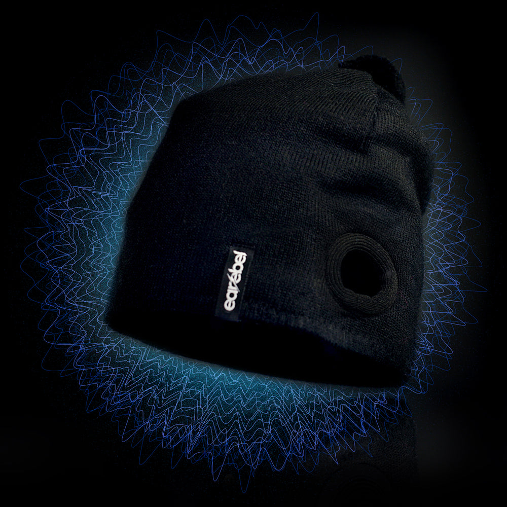 "IMPULSE BEANIE SET with ""Sound by JBL"""