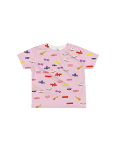 80s Hair Flair Kids Tee