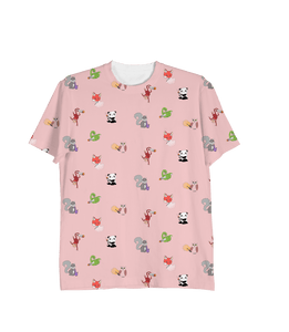 Cute Critters with Cannabis Tee
