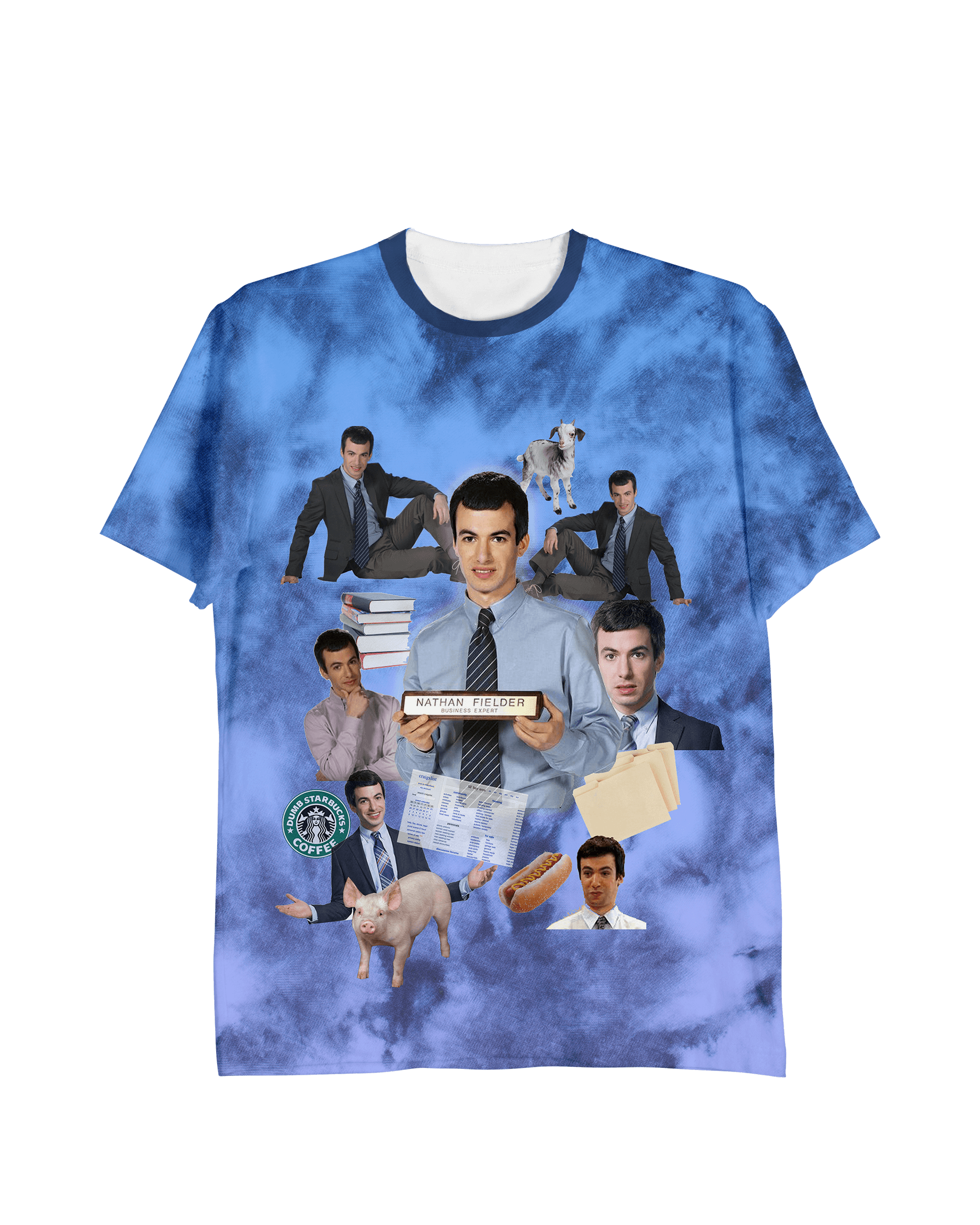 Nathan For Me Tee