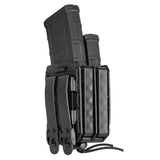 8BL04 – T.A.C.S rifle double magazine case - VEGA HOLSTER USA