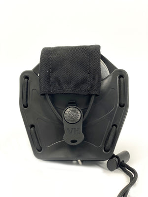 T.A.C.S UNIVERSAL HANDCUFF HOLDER 8BLF14 - VEGA HOLSTER USA