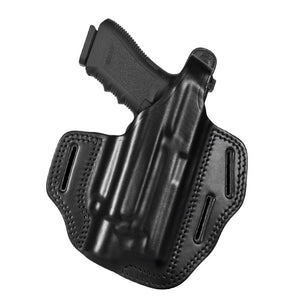 HL1 - Pancake holster in molded leather - VEGA HOLSTER USA