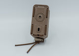 T.A.C.S. Double Pistol Magazine Carrier - 8BL02