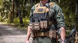 COMPACT PLATE CARRIER - 2ET11
