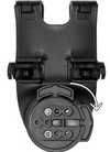 8K25 - Injection molded special polymer belt loop - VEGA HOLSTER USA