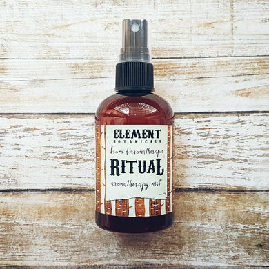 Element Botanicals Aromatherapy Mists - Ritual 118ml