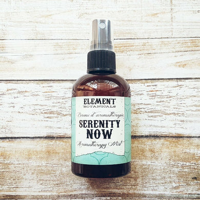 Element Botanicals Aromatherapy Mists - Serenity Now 118ml