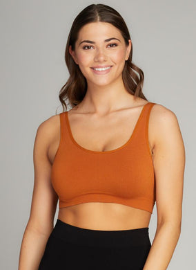 Bamboo Bralette NEW COLOURS!