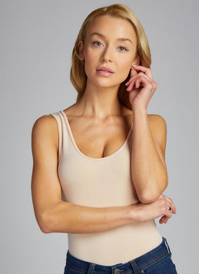 Bamboo One Size Tank Top
