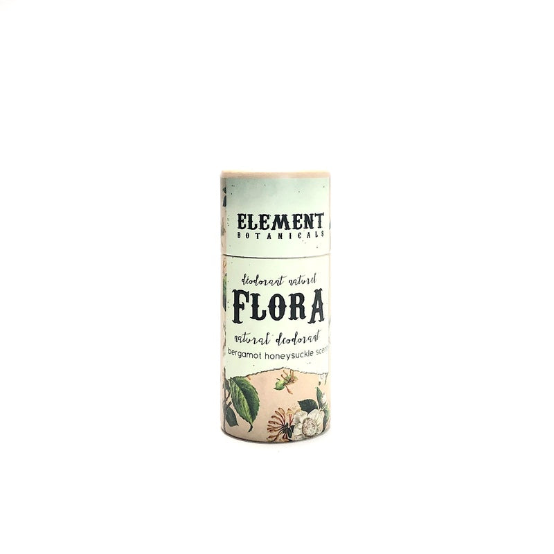Element Botanicals Natural Deodorant - Flora Scent