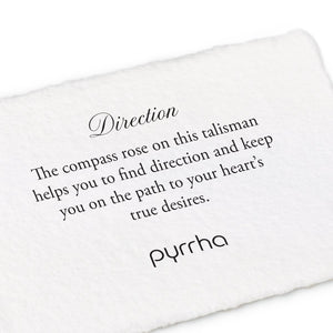 Pyrrha - Direction - Silver
