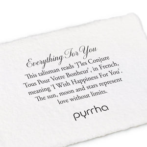 Pyrrha - Everything For You - Silver