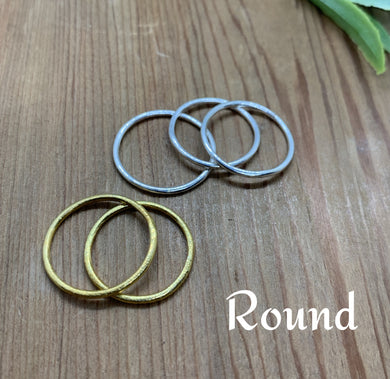 Kala Stacker Ring
