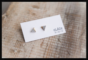 Slade Triangle Earrings