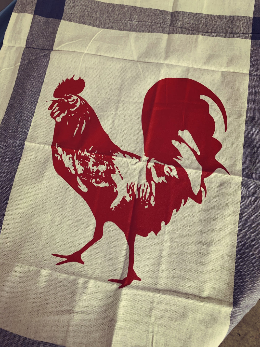 W&S Screen Printed Dish Towels
