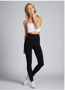 Bamboo One Size Full Length Leggings (High Waist)